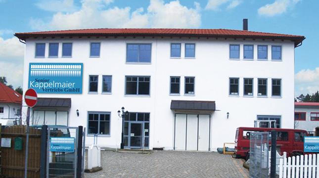 Zäune, Tore und Zubehör von Senior Kappelmaier Vertriebs GmbH - unser firmensitz neu
